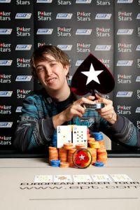 Ronny Kaiser gewinnt EPT Tallinn 2011