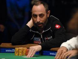 Barry Greenstein und Linda Johnson in der Poker Hall of Fame