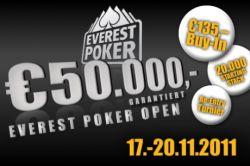 Everest Poker Open Wien 2011 starten kommende Woche