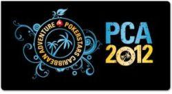 Schedule für das PCA 2012 auf den Bahamas steht