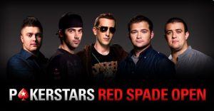 Red Spade Open auf PokerStars ohne Veränderungen