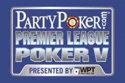 Ben Wilinofsky bei der PartyPoker Premier League