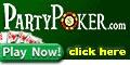 Party Poker's $1 Million Weekend beginnt heute