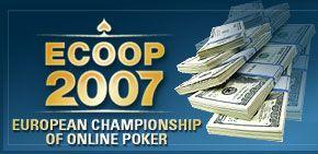 $2.500.000 bei der European Championship of Online Poker 2007