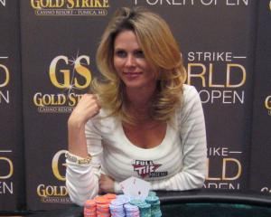 World Poker Open - Clonie Gowen gewinnt das Main Event in Mississippi