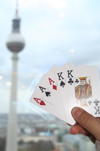 Deep Stack Pokerturnier im Casino Berlin am Alexanderplatz