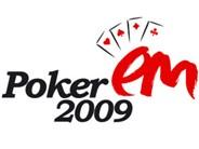 Poker EM: Ronny Kaiser Chipleader