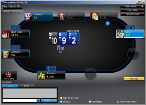 888 Poker - Screenshot