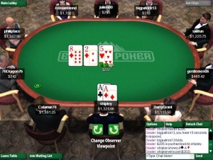 Everest Poker - Screenshot