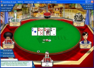 Full Tilt Poker - Screenshot