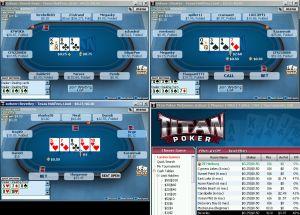 Poker Strategie Multi-Tabling